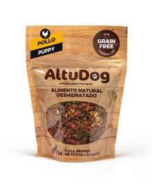 AltuDog Chicken Grain Free Menu for Puppies  250 g