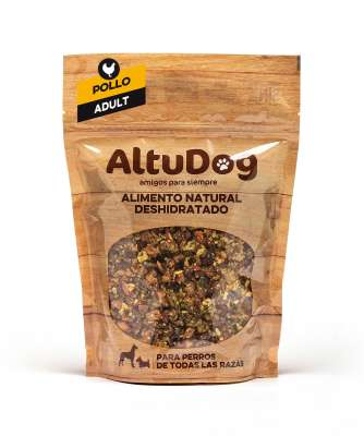 AltuDog Chicken Menu for Adult Dogs  500 g, 250 g, 1 kg