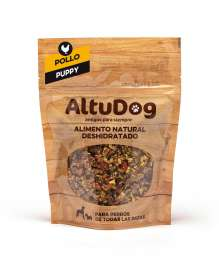 AltuDog Chicken Menu for Puppies  500 g