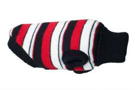 amiplay Pull pour Chien Glasgow  Rouge