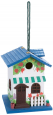 Bavaria Bird House  Multicolor by Elmato