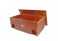 Elmato Hedgehog House Family  70x40x28 cm
