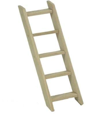 Elmato Ladder for Frogs 18x5.3 cm