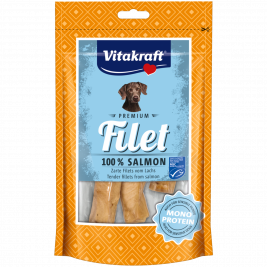 Vitakraft Filets de Saumon Premium  54 g