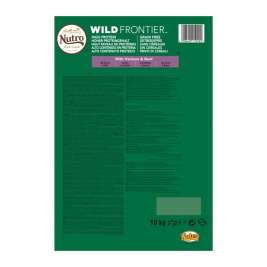 Wild Frontier Adult Venison & Beef Nutro :variationProduct.pack