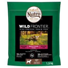 Nutro Wild Frontier Adult Turkey & Chicken Nutro 4008429109935