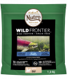 Nutro Wild Frontier Junior Salmon & Whitefish 1.5 kg - Food for junior cats