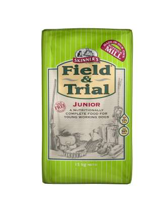 Skinner's Field & Trial Junior 15 kg Poulet