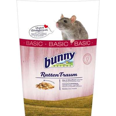 Bunny Nature RattenTraum basic  500 g, 4 kg, 1 kg