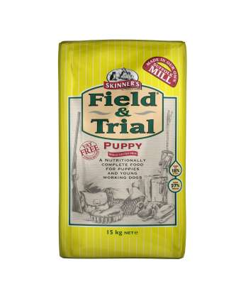 Skinner's Field & Trial Puppy 15 kg Poulet