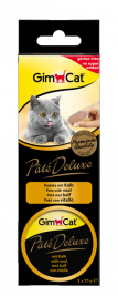 Pâté Deluxe with Veal GimCat 4002064414164
