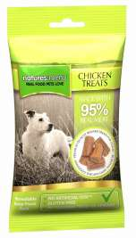 Natures Menu  Real Meaty Dog Treats with Chicken 60 g pris