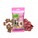 Natures Menu Real Meaty Dog Treats with Lamb EAN 5025730001092 - pris