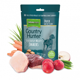Natures Menu Country Hunter Snack Ente mit Pflaume  50 g 50 g
