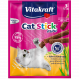 Vitakraft Cat Stick mini + Chicken and Cat Grass Frango & Erva 18 g - preço