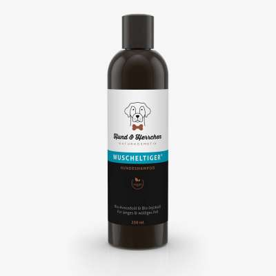 Hund & Herrchen Hundeshampoo Curly Tiger 300 ml