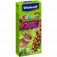 Produkty často nakoupené spolu s Vitakraft Crackers wild Berries & Elderberry for dwarf Rabbits