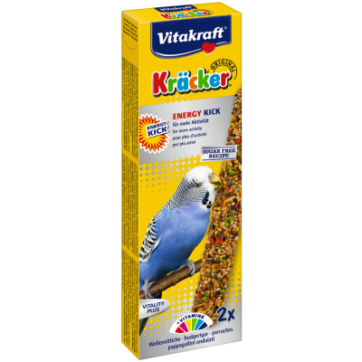 Vitakraft Kräcker Original Energy Kick für Wellensittiche  60 g