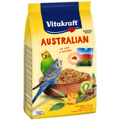 Vitakraft Australian für Wellensittiche  800 g
