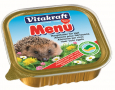Vitakraft Premium Menu Wet Food for Hedgehogs  100 g