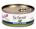Schesir  Puppy Chicken Fillets with Aloe  150 g Butikk på nett