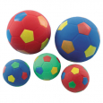 Latex Ball Nobby 4.6 cm