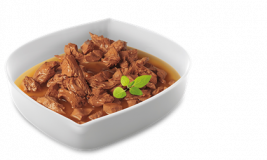 Gourmet Perle Gravy Delight with Beef 85 g by Purina