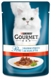 Gourmet Perle Mini Fillets with Beef Purina 85 g