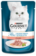 Gourmet Perle Mini Fillets with Salmon 85 g från Purina