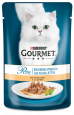 Purina Gourmet Perle Mini Fillets in Gravy with Turkey beställ till bra priser
