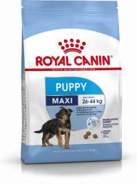 Royal Canin  Size Health Nutrition Maxi Puppy 10 kg pris
