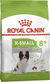 Size Health Nutrition X-Small Adult 8+ 1.5 kg from Royal Canin
