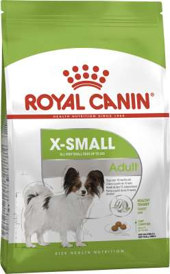 Royal Canin Size Health Nutrition X-Small Adult  500 g, 3 kg, 1.5 kg