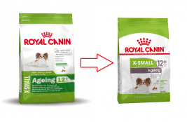 Royal Canin Size Health Nutrition X-Small Ageing 12+  1.5 kg