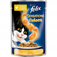 Felix  Sensations with Chicken in Jelly with Carrot  100 g shop