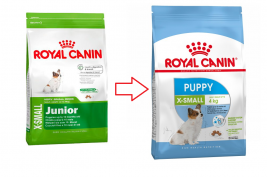 Royal Canin Size Health Nutrition X-Small Puppy  1.5 kg