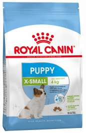 Royal Canin Size Health Nutrition X-Small Puppy  1.5 kg  Butikk på nett