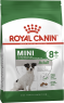 Size Health Nutrition Mini Adult 8+  Royal Canin 2 kg