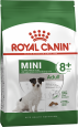 Size Health Nutrition Mini Adult 8+ by Royal Canin 800 g