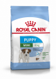 Size Health Nutrition Mini Puppy 2 kg fra Royal Canin