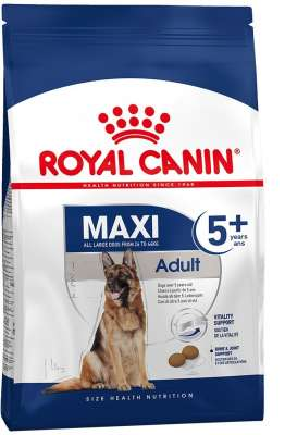 Royal Canin Size Health Nutrition Maxi Adult 5+  4 kg, 15 kg, 10 kg