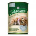 Christopherus Senior - Lamb & Potato Can 400 g - Food for senior cats