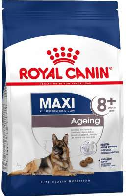 Royal Canin Size Health Nutrition Maxi Ageing 8+  3 kg, 15 kg