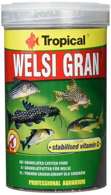 Tropical Welsi Gran  650 g, 65 g, 162.5  g