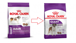 Size Health Nutrition Giant Adult από Royal Canin 15 kg