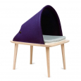 The Bed  Violeta escuro por Meyou Paris