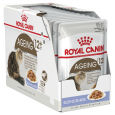 Royal Canin Feline Health Nutrition - Multipack Ageing +12 in Jelly 12x85 g - Food for senior cats