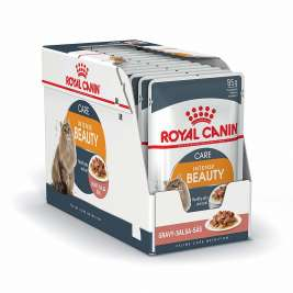 Royal Canin Feline Health Nutrition Multipack Intense Beauty σε Σάλτσα 12x85 g