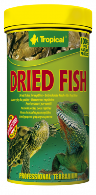 Tropical Dried Fish  15 g