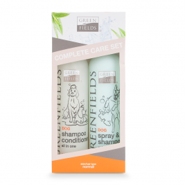 Greenfields Complete Care Set 2x250 ml prix